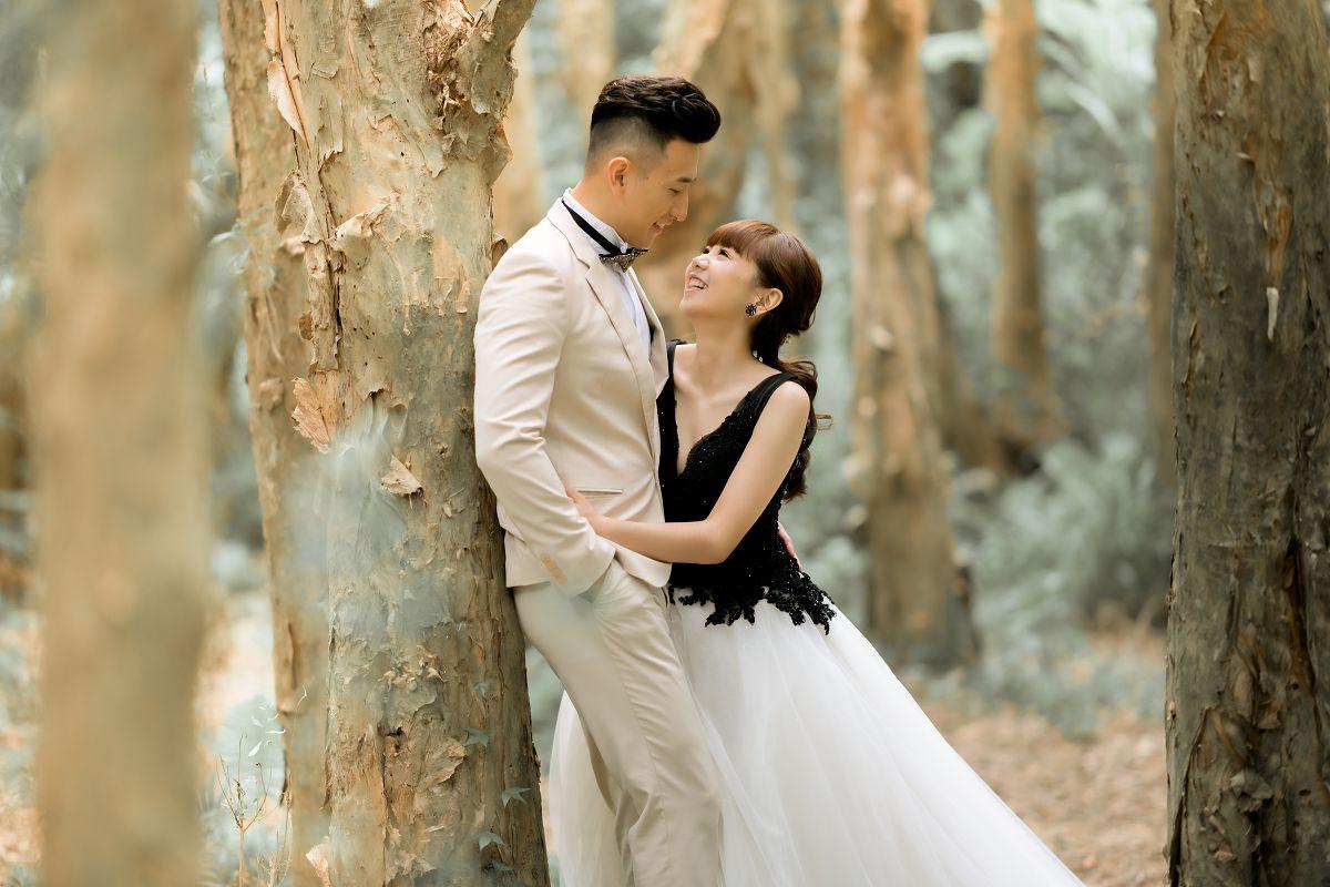 敬勛&子嘉-圈圈婚紗攝影工作室