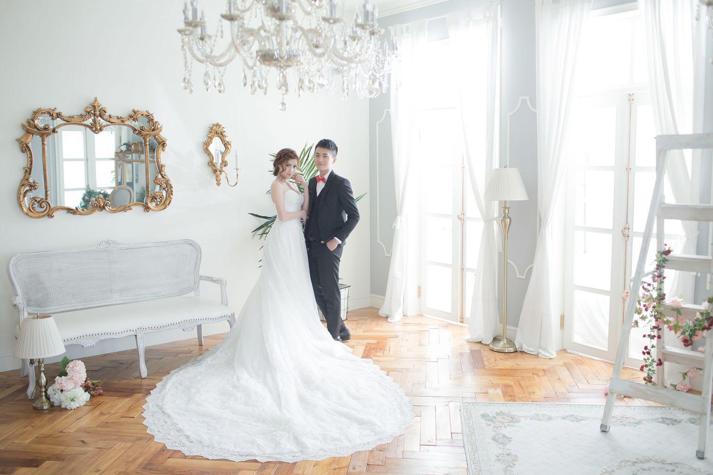 彥+布-圈圈婚紗攝影工作室