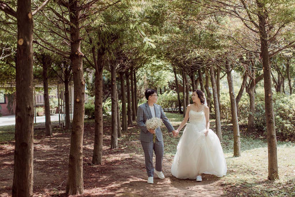佳甄x寶桂 圈圈婚紗工作室解鎖妳一生一次的Wedding